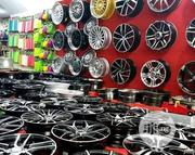 Alloy Wheel Of All Sizes And Different Colors | Vehicle Parts & Accessories for sale in Lagos State, Ikeja