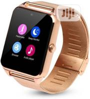 Gold Chain Strap Quality Smart Watch | Smart Watches & Trackers for sale in Lagos State, Ojo