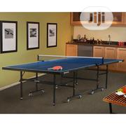 Standard Table Tennis Board Outdoor Waterproof With Bats and Balls | Sports Equipment for sale in Lagos State, Lekki Phase 1