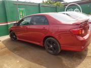 Toyota Corolla 2010 Red | Cars for sale in Lagos State, Ikotun/Igando