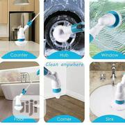Hurricane Spin Scrubber Electric Cleaning Brush | Home Accessories for sale in Lagos State, Lagos Island