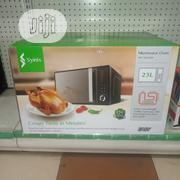 Syinix Microwave Oven With Grill | Kitchen Appliances for sale in Lagos State, Magodo