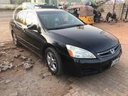 Honda Accord 2007 2.0 Comfort Automatic Black   Cars for sale in Abuja (FCT) State, Durumi