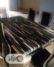 New Classy Six Seater Marble Dining Table | Furniture for sale in Lagos State, Alimosho