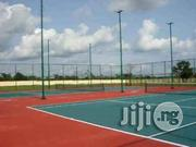 Construction Of Hand Ball Court, Football Pitch, Badminton Court (PH) | Building & Trades Services for sale in Rivers State