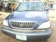 Lexus RX 2000 Blue | Cars for sale in Lagos State, Isolo