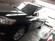 Toyota Highlander 2010 Black | Cars for sale in Lagos State, Surulere
