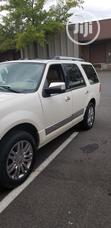Lincoln Navigator 2008 L 4x4 White | Cars for sale in Port-Harcourt, Rivers State, Nigeria