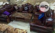 High Quality Italian Leather Living Room Sofa Chair Seven Setters | Furniture for sale in Lagos State, Lekki Phase 1