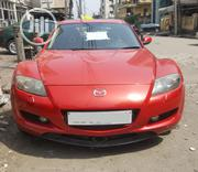 Mazda RX-8 2006 Sport Automatic Red | Cars for sale in Lagos State, Lagos Island