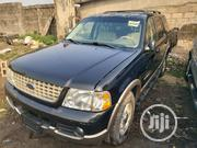 Ford Explorer 2002 4.0 Sport Track Automatic Black | Cars for sale in Lagos State, Agege