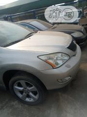 Lexus RX 350 AWD 2008 Gray | Cars for sale in Lagos State, Ipaja