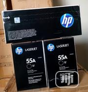 Hp Toner Cartridge 55a(Ce255a) | Accessories & Supplies for Electronics for sale in Lagos State, Ikeja