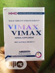 Vimax Penis Enlargement Capsule | Sexual Wellness for sale in Lagos State, Lagos Mainland