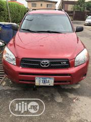 Toyota RAV4 2005 1.8 Red | Cars for sale in Lagos State, Ikeja