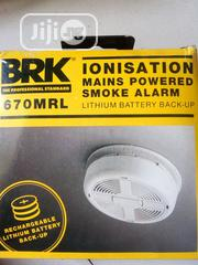 Brk Ionisation Smoke Alarm | Safety Equipment for sale in Lagos State, Mushin