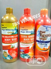 Pure Egyptian Magic Whitening Shower Gel Varieties | Bath & Body for sale in Lagos State, Amuwo-Odofin