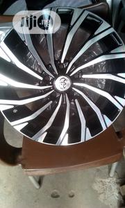 Original Toyota Alloy Wheel For Camry, Corolla,Matrix Etc Rim 17 | Vehicle Parts & Accessories for sale in Lagos State, Ikeja