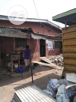 A Roomself Contain Saw Mill Ifako Gbagada, Lagos For Rent