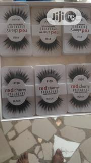 RED CHERRY Eyelash (Pack Of 12 Pcs) | Makeup for sale in Lagos State, Yaba