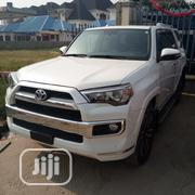 Toyota 4-Runner 2018 Limited 4x4 White | Cars for sale in Lagos State, Apapa