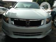 Honda Accord 2008 White | Cars for sale in Lagos State, Lagos Mainland