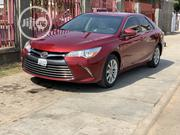 Toyota Camry 2016 Red | Cars for sale in Abuja (FCT) State, Central Business District
