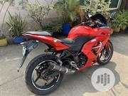 Kawasaki Ninja 300 2010 Red | Motorcycles & Scooters for sale in Lagos State, Oshodi-Isolo