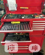 High Quality Trolley Tools Box 7 Drawer 100% German | Hand Tools for sale in Lagos State, Lagos Mainland
