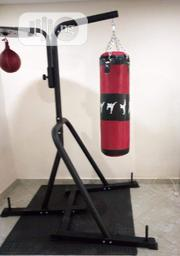 Punching Bag With Stand. | Sports Equipment for sale in Lagos State, Lekki Phase 2