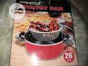 3 In 1 Non Stick Manual Fryer | Kitchen & Dining for sale in Lagos State, Amuwo-Odofin