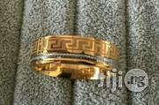 New Luxury Large 8mm Silve Gold Plated | Jewelry for sale in Lagos State, Surulere
