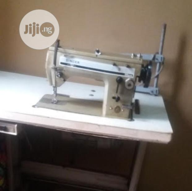 Embroidery Machine (Industrial)