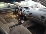 Honda Civic 2008 Black | Cars for sale in Abuja (FCT) State, Central Business District