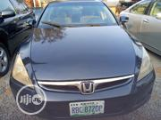 Honda Accord 2003 2.4 Blue | Cars for sale in Abuja (FCT) State, Central Business District
