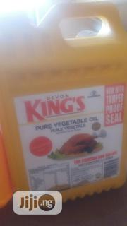KINGS Pure Vegetables Oil 5 Litres | Meals & Drinks for sale in Lagos State, Ikorodu