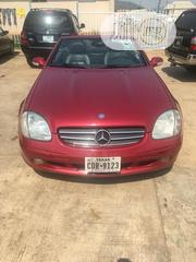 Mercedes-Benz SLK Class 2001 Red | Cars for sale in Lagos State, Ojodu