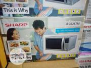 Original Sharp Microwave 25l UK Product | Kitchen Appliances for sale in Lagos State, Lagos Mainland