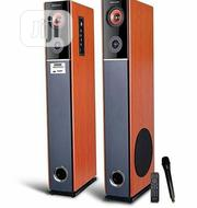 Homeflower 2.0 Heavy Duty Bluetooth Tower Sound Speakers - HF-2222 | Audio & Music Equipment for sale in Lagos State, Ibeju