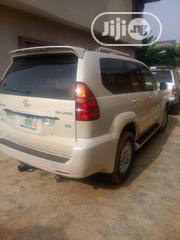 Lexus GX 2004 White   Cars for sale in Lagos State, Alimosho