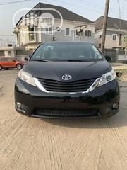 Toyota Sienna 2012 LE 7 Passenger Black | Cars for sale in Lagos State, Surulere