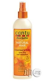Cantu Shea Butter Comeback Curl Next Day Reviitilizer | Bath & Body for sale in Lagos State