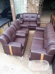 Sofas Chair Complete Set 7seater at Chibest Joy Senior Ltd | Furniture for sale in Lagos State, Ikeja