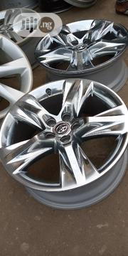 19 Inch Rim New Model Highlander | Vehicle Parts & Accessories for sale in Lagos State, Mushin