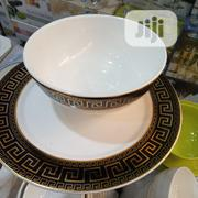 Ceramic Plate And Bowl | Kitchen & Dining for sale in Lagos State, Lagos Island
