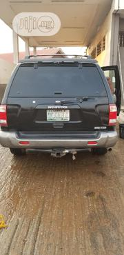 Nissan Pathfinder 2003 LE AWD SUV (3.5L 6cyl 4A) Black | Cars for sale in Lagos State, Ifako-Ijaiye