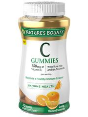 Nature's Bounty C Gummies 80 Counts | Vitamins & Supplements for sale in Lagos State, Amuwo-Odofin