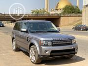 Land Rover Range Rover Sport 2012 HSE LUX Gray | Cars for sale in Abuja (FCT) State, Central Business District