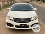 Honda Civic 2015 White | Cars for sale in Abuja (FCT) State, Central Business District
