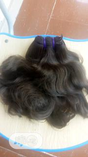 12inches Bouncy Wavy Human Hair | Hair Beauty for sale in Lagos State, Ikeja